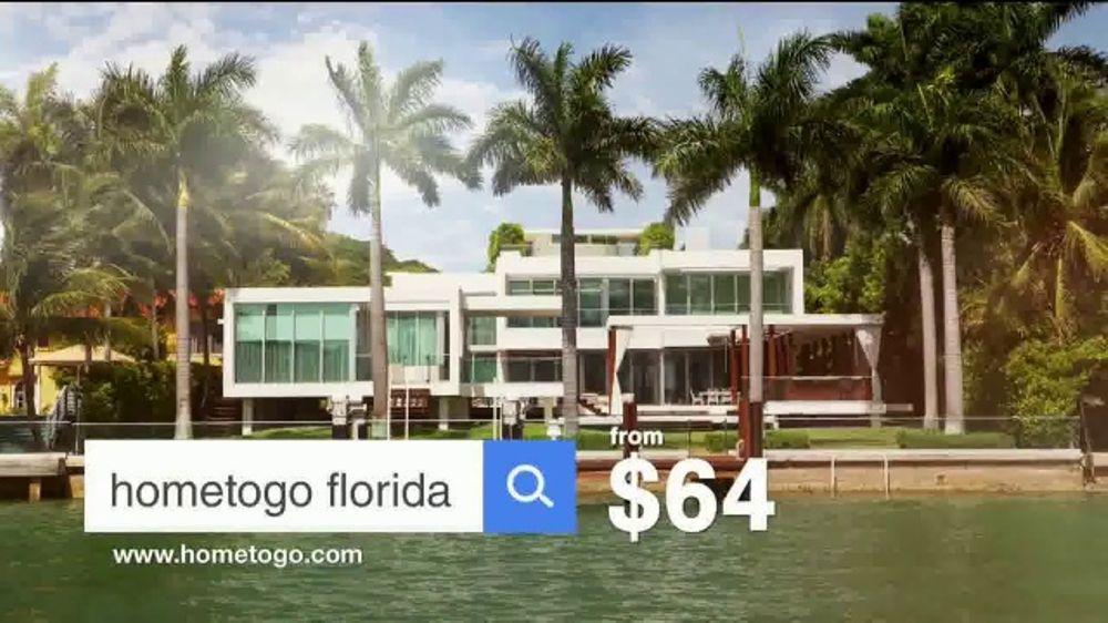HomeToGo TV Commercial, 'Florida, Colorado and Hawaii'