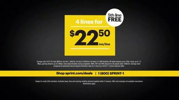 Sprint Deals Spectacular TV Spot, 'Back to School' - Thumbnail 8