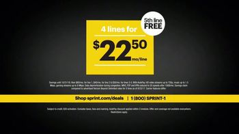 Sprint Deals Spectacular TV Spot, 'Back to School' - Thumbnail 7
