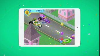 Disney Junior App TV Spot, 'Roadster Racers: Super Summer Arcade'