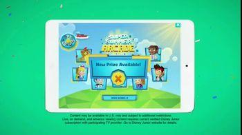 Disney Junior App TV Spot, 'Roadster Racers: Super Summer Arcade' - Thumbnail 1