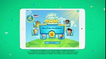 Disney Junior App TV Spot, 'Roadster Racers: Super Summer Arcade' - Thumbnail 2