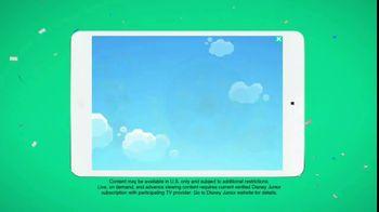 Disney Junior App TV Spot, 'Roadster Racers: Super Summer Arcade' - Thumbnail 4