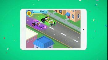 Disney Junior App TV Spot, 'Roadster Racers: Super Summer Arcade' - Thumbnail 5