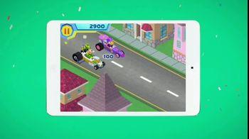 Disney Junior App TV Spot, 'Roadster Racers: Super Summer Arcade' - Thumbnail 7