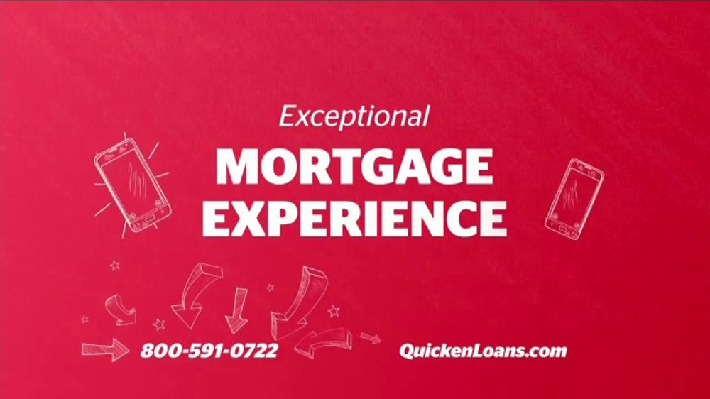 Quicken Loans 30-Year Fixed-Rate Mortgage TV Commercial, 'Lock Your Rate'