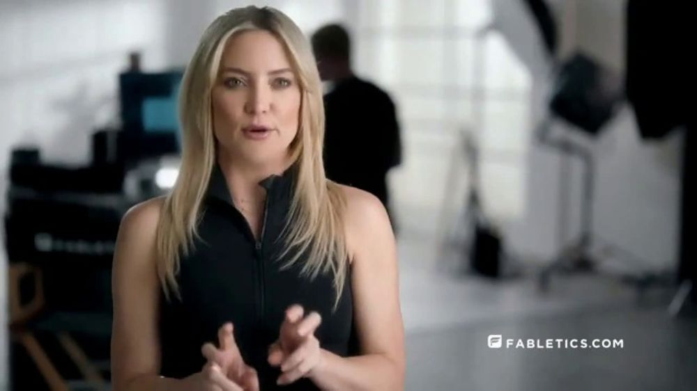 Fabletics.com Labor Day Sale TV Commercial, 'New Collection' Feat. Kate Hudson
