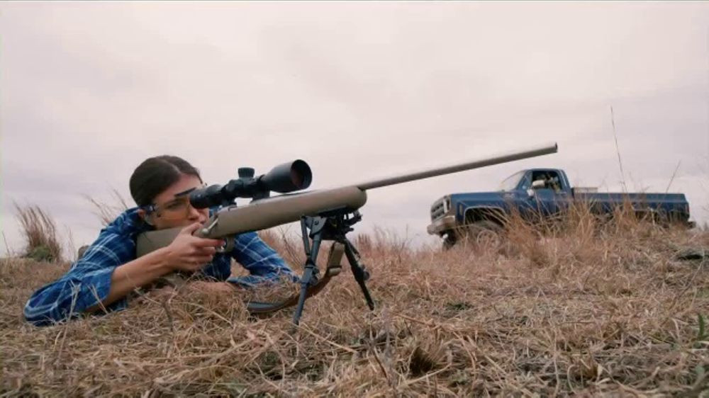 Zeiss Conquest V6 Riflescope TV Commercial, 'Soda Can'