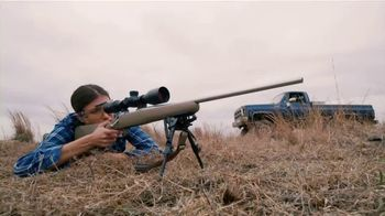 Zeiss Conquest V6 Riflescope TV Spot, 'Soda Can'