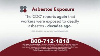 Sokolove Law TV Spot, 'Asbestos Exposure' - Thumbnail 3