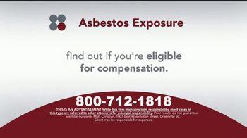 Sokolove Law TV Spot, 'Asbestos Exposure' - Thumbnail 7