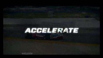 Daytona International Speedway TV Spot, '2018 Rolex 24 Daytona' - Thumbnail 5