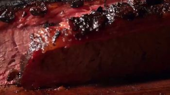 Arby's Bourbon BBQ Sandwiches TV Spot, 'Cowboy Hat Sign' - Thumbnail 1