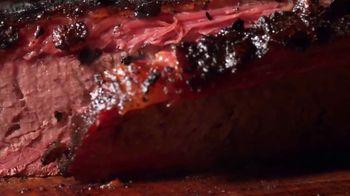 Arby's Bourbon BBQ Sandwiches TV Spot, 'Cowboy Hat Sign' - Thumbnail 2