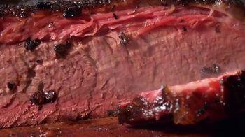 Arby's Bourbon BBQ Sandwiches TV Spot, 'Cowboy Hat Sign' - Thumbnail 6