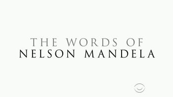 Southern Poverty Law Center TV Spot, 'CBS: The Words of Nelson Mandela' - Thumbnail 4