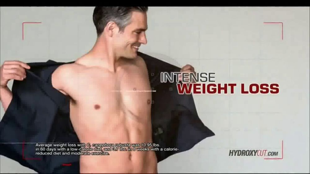 Hydroxy Cut Black TV Commercial, 'Intense Weight Loss Results'
