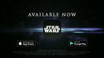 Star Wars App TV Spot, 'Coded Transmission' - Thumbnail 6