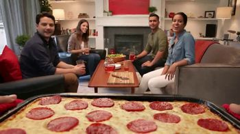 DiGiorno Crispy Pan Pizza TV Spot, 'PAN PAN PAN PAN' [Spanish] - Thumbnail 3