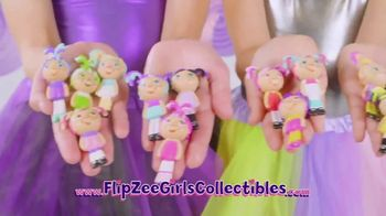 Mini Flip Zee Girls TV Spot, 'Flip for a Big Girl Surprise' - Thumbnail 8