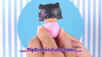 Mini Flip Zee Girls TV Spot, 'Flip for a Big Girl Surprise' - Thumbnail 1