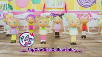 Mini Flip Zee Girls TV Spot, 'Flip for a Big Girl Surprise' - Thumbnail 2