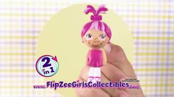 Mini Flip Zee Girls TV Spot, 'Flip for a Big Girl Surprise' - Thumbnail 4