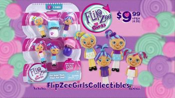 Mini Flip Zee Girls TV Spot, 'Flip for a Big Girl Surprise' - Thumbnail 5