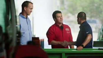 Papa John's TV Spot, 'Mile High' Featuring Peyton Manning - 923 commercial airings