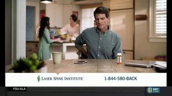 Laser Spine Institute TV Spot, 'Major General Price's Mission for Relief' - 1505 commercial airings
