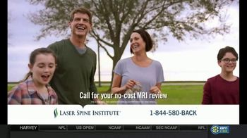 Laser Spine Institute TV Spot, 'Major General Price's Mission for Relief' - Thumbnail 9