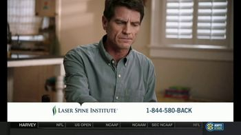 Laser Spine Institute TV Spot, 'Major General Price's Mission for Relief' - Thumbnail 2