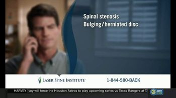 Laser Spine Institute TV Spot, 'Major General Price's Mission for Relief'