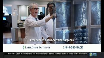 Laser Spine Institute TV Spot, 'Major General Price's Mission for Relief' - Thumbnail 4