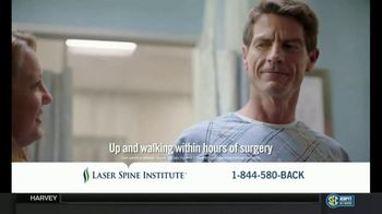 Laser Spine Institute TV Spot, 'Major General Price's Mission for Relief' - Thumbnail 5
