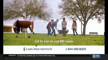 Laser Spine Institute TV Spot, 'Major General Price's Mission for Relief' - Thumbnail 8
