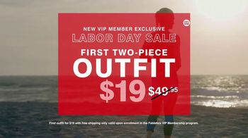 Fabletics.com Labor Day Sale TV Spot, 'Two-Piece Outfit' - Thumbnail 8