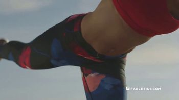 Fabletics.com Labor Day Sale TV Spot, 'Two-Piece Outfit' - Thumbnail 2