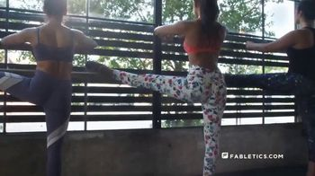 Fabletics.com Labor Day Sale TV Spot, 'Two-Piece Outfit' - Thumbnail 4