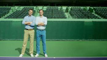 IZOD Performance Stretch TV Spot, 'Tennis Training' Feat. Bob & Mike Bryan