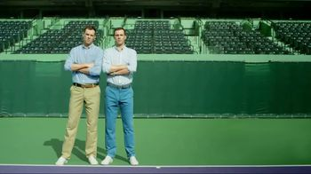 IZOD Performance Stretch TV Spot, 'Tennis Training' Feat. Bob & Mike Bryan - Thumbnail 2