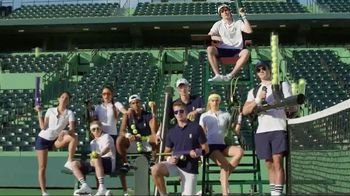 IZOD Performance Stretch TV Spot, 'Tennis Training' Feat. Bob & Mike Bryan - Thumbnail 3