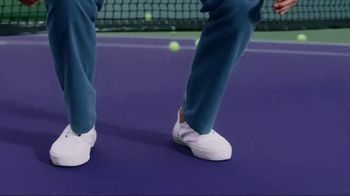 IZOD Performance Stretch TV Spot, 'Tennis Training' Feat. Bob & Mike Bryan - Thumbnail 5