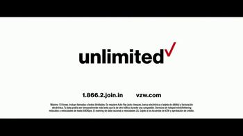 Verizon Unlimited TV Spot, 'Date Interrupted' [Spanish] - Thumbnail 10
