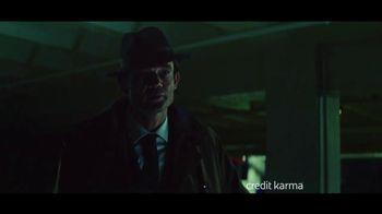 Credit Karma TV Spot, \'The Shadowy Man\'