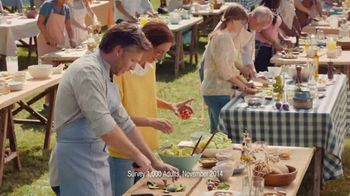 One A Day 50+ Healthy Advantage TV Spot, 'Outdoor Cooking' - Thumbnail 2