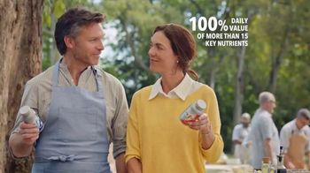 One A Day 50+ Healthy Advantage TV Spot, 'Outdoor Cooking' - Thumbnail 6