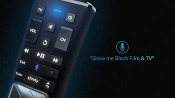 XFINITY On Demand TV Spot, 'X1: Black Film and TV'