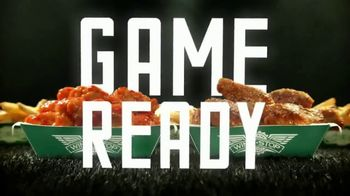 Wingstop TV Spot, 'Can't Stop: Game Ready'