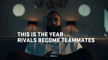 Madden NFL 18 TV Spot, 'Rivals' Featuring James Harden, Chris Paul - Thumbnail 7